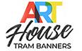Arthouse Trambanners Logo